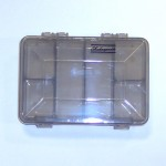 Shakespeare Handy Storage Box with 6 Compartments 13cm x 9 cm.