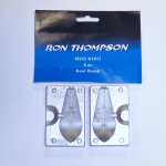 Ron Thompson 5 oz. Lead Mould.