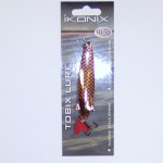 Ikonix 10.5g Gold/Bronze Tobix Classic Style Lure