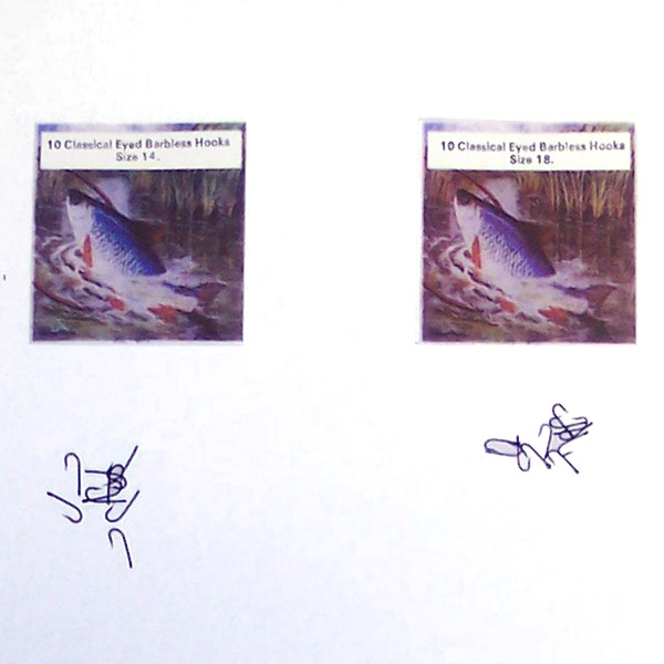 Classical-Eyed-Barbless-Hooks-1pk-size-14&1pk-size-18