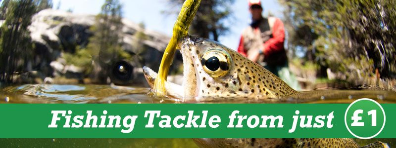 Fishing Tackle from Just £1